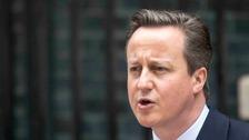 Cameron: I don't regret calling Brexit referendum