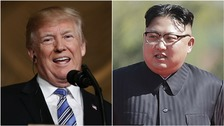 Trump says could quit North Korea talks 'if not fruitful'