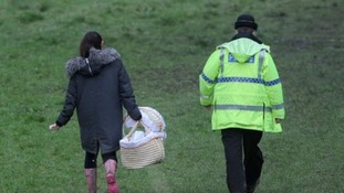 'Very young' baby found dead in woodland named Pearl by police