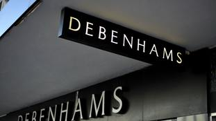 Debenhams profits plunge nearly 85% after battering by Beast from the East
