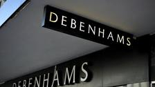Debenhams profits drop 84% in 'challenging UK market'