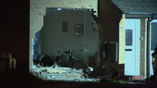 House damage