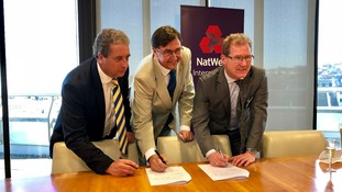 NatWest International extends Island Games sponsorship to Guernsey 2021