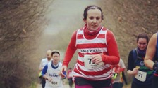Charlotte Proud is taking on the London Marathon this Sunday (22nd April)