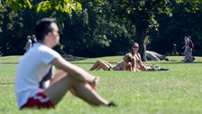 London set for warmest April day in nearly 70 years