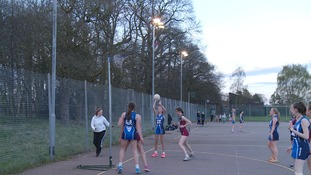 Netball is thriving in the East