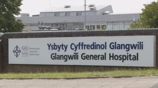 Glanwili Hospital