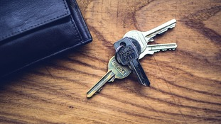 Got the keys to your new home? Share the news without giving your address away.