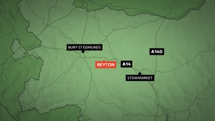 The incident happened at Beyton.