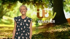 Wales Weather: Warm sunshine for most!