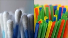 Straws and cotton buds could be banned in plastic crackdown