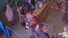 CCTV shows Yulia Skripal boarding plane days before poisoning