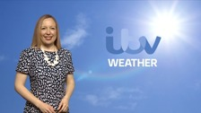 Sunny with a risk of mist or fog from late afternoon