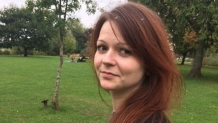 Yulia Skripal has since been discharged from hospital.