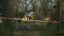 Light aircraft crashes near Nutts Corner