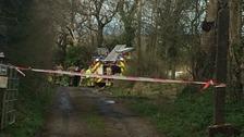 Light aircraft crash near Nutts Corner
