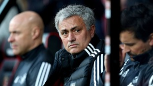 Jose Mourinho demands consistently good attitudes from Manchester United players