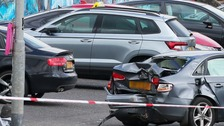 Woman killed in 'stolen car' crash in north Belfast