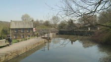 The miller at Worsbrough Mill in Barnsley is retiring and a nationwide search has been launched to find his replacement