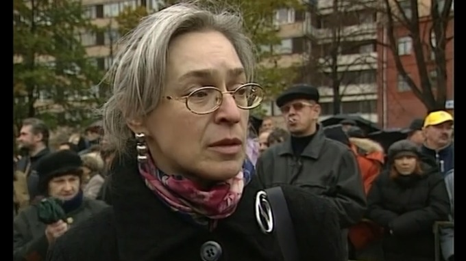 Demonstrations followed the murder of Anna Politkovskaya - but her son believes nothing has changed.
