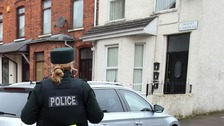 Two released on bail over north Belfast body find