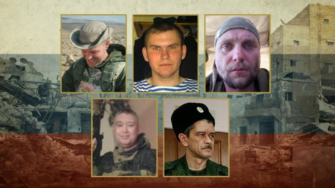 It is believed the Russian government did not want the details of the mercenaries to be published.