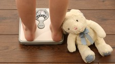 One in four children in Wales are overweight or obese
