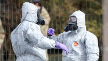 'Toxic' levels of nerve agent could remain in Salisbury 'hot spots'