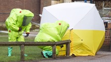 'Toxic' levels of nerve agent could remain in parts of Salisbury