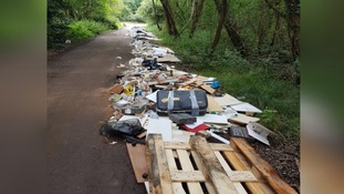 Charity hits out at after spending £50,000 to clean up fly-tipped rubbish