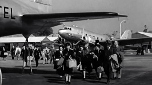 Heathrow looks back at 70 years of aviation history