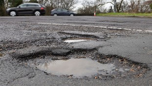 More than 700 potholes need repairing on Scottish Borders roads