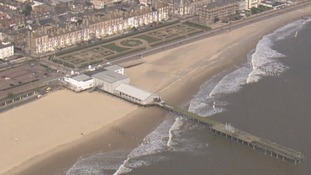 The Claremont Pier, Lowestoft is up for sale