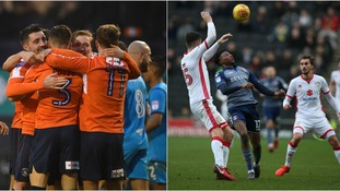 It could be a contrast of emotions for Luton Town and MK Dons this weekend.
