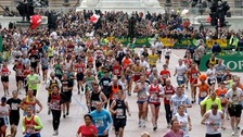 The 2018 London Marathon will start in Greenwich and end on The Mall by Buckingham Palace.