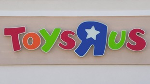 Accused shoplifter banned from Toys R Us - which shuts for good in 3 days time