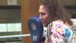 Britain's first female boxer now inspiring others in the ring