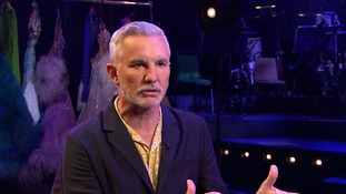 Baz Luhrmann was himself a ballroom dancer.
