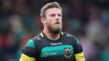 RUGBY: Rob Horne retires from Northampton Saints after injury
