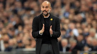 Guardiola wants no let up from City players despite title win