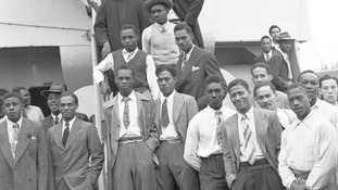 Original members of the Windrush generation arrived in the UK on the Empire Windrush ship in 1948.