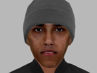 Police have released this e-fit of a man they would like to speak to in connection with two alleged sexual assaults