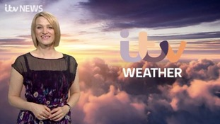 Weather with Kerrie - More seasonal from Sunday