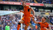 Conor Coady scores Wolves' fourth at Bolton