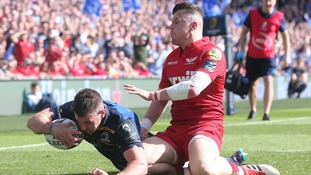 Scarlets crash out of Champions Cup after defeat to Leinster