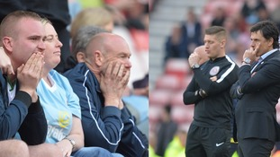 Sunderland relegated to League One after defeat to Burton Albion