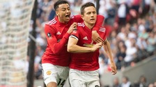 Man United edge out Spurs in FA Cup semi-final