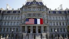 Trump to host glitzy White House dinner for Macron