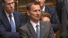 Hunt threatens 'irresponsible' social media with new laws