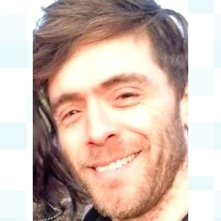 Dean Tate, 40, had been missing for two months.